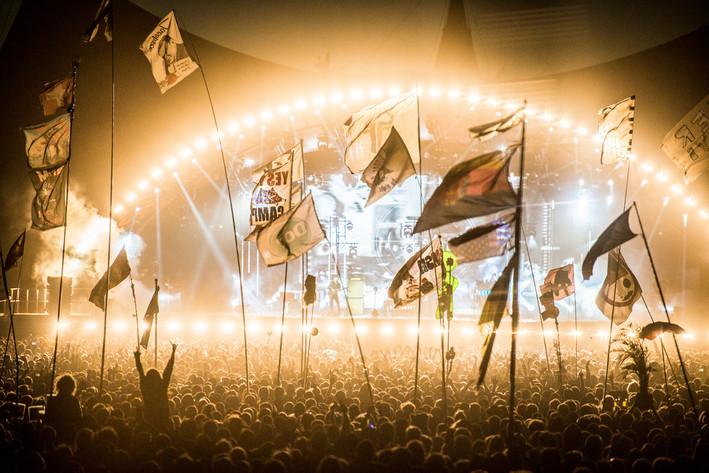 MUSE @ Roskilde Festival 2015 (Denmark)
