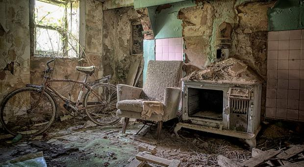 Abandoned NIs Haunting Snapshots Of Lives That Have