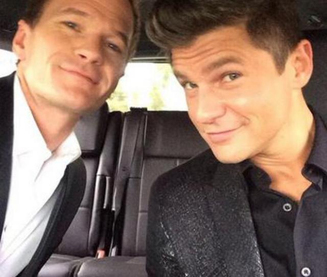 The Actor Who Is Openly Gay And Engaged To Partner David Burtka Gets Intimate