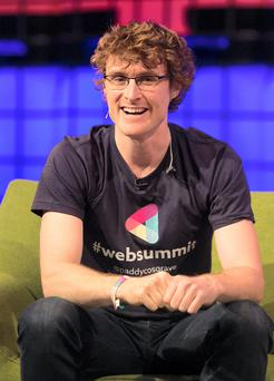 Paddy Cosgrave More Than 50,000 To Attend Global Web