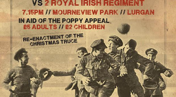 Christmas Truce That Silenced The WWI Guns And Led To