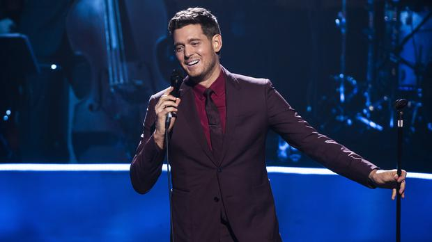 michael buble returns with