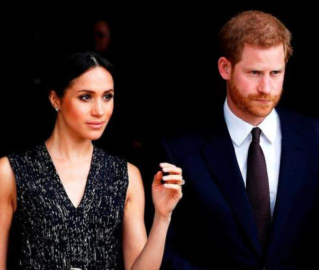 Prince Harry And His Fiancee Meghan Markle Reuters Peter Nicholls