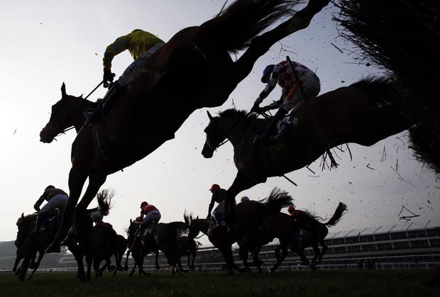 The BHA have estimated that upwards of 700 negative tests were processed yesterday. Stock photo: AFP/Getty Images