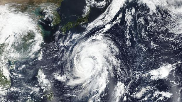 Sports Events Hit As Japan Prepares For Super Typhoon