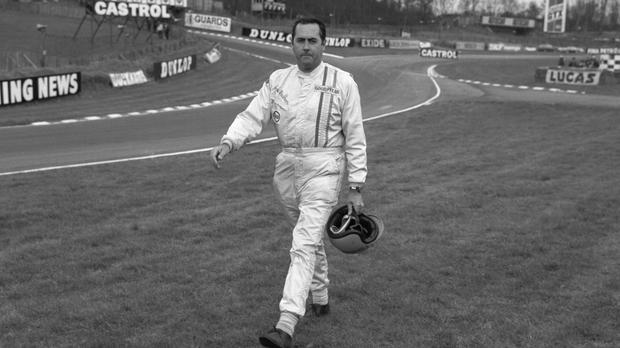 Australian Formula 1 driver Jack Brabham won the world championship in 1959, 1960 and 1966