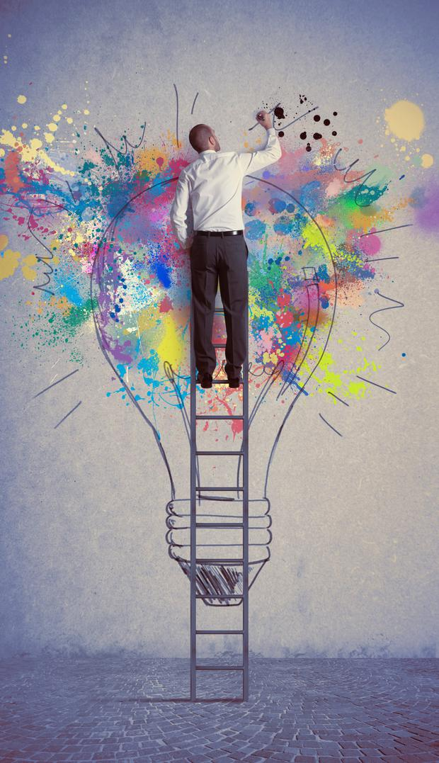The success of other businessses can inspire your own quest to scale new heights. Stock image