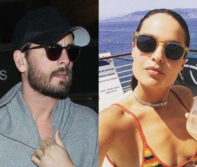 Scott Disick Looks Cosy With Ex Girlfriend On Holiday