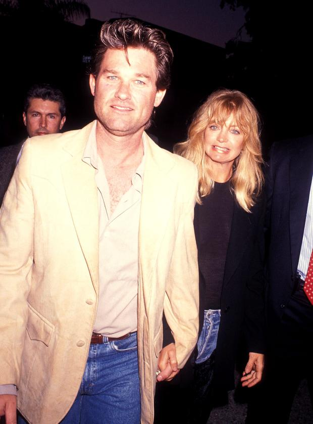 Kurt Russell Princess Diana And Her Boys Stayed At My
