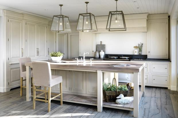 kitchen islan design plans ask the expert is a island really that beneficial with bespoke weathered solid oak worktop by andrew ryan