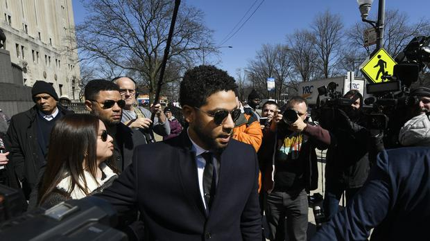 Chicago seeks 130000 dollars from Jussie Smollett to cover investigation costs  Independentie