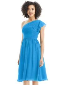Azazie Carly Bridesmaid Dress - Ocean Blue | Azazie
