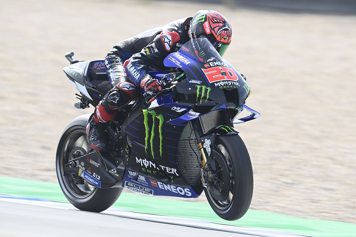 Follow your favorite team and driver's progress with daily. Arm Struggles Had Quartararo Scared In Assen Motogp Race