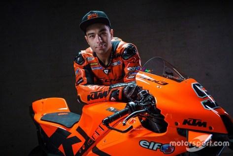 """Petrucci: """"Con KTM sto ritrovando il gusto per la MotoGP"""""""