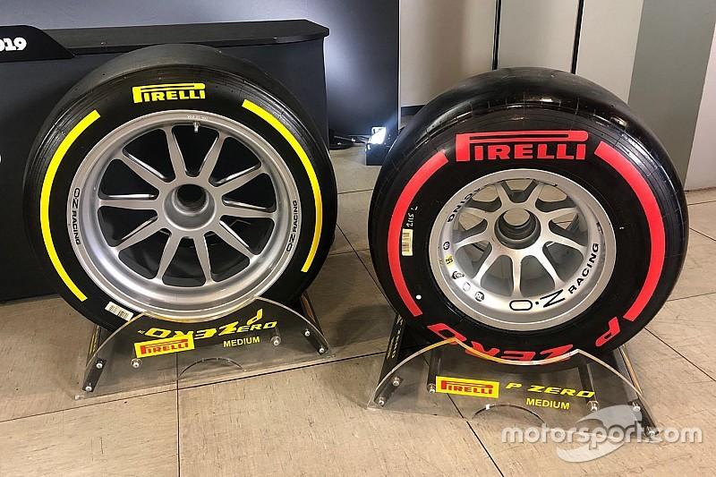 Pirelli fornecerá pneus de 18 polegadas na F2 um ano antes da F1