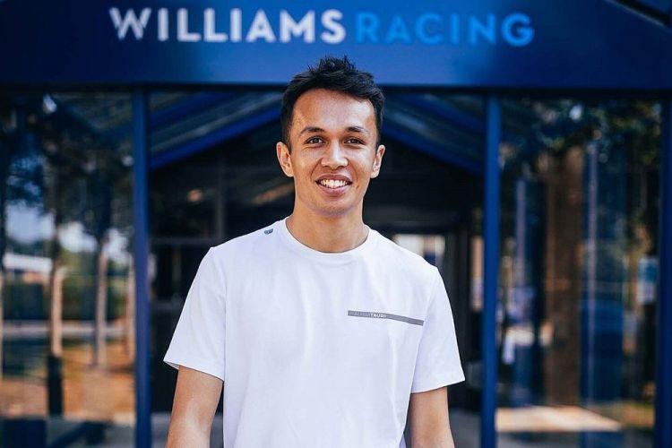 Williams: ufficiale l'ingaggio di Alex Albon per il 2022