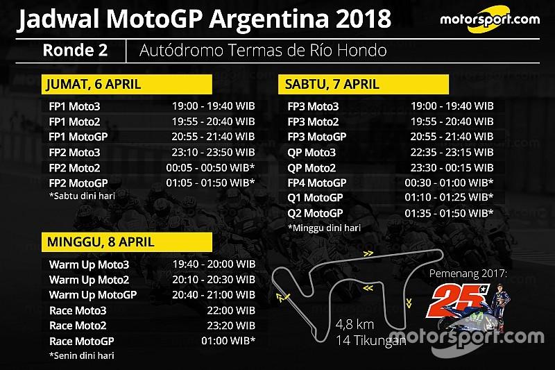 Jadwal Motogp Argentina 2019  Free Download Wallpaper