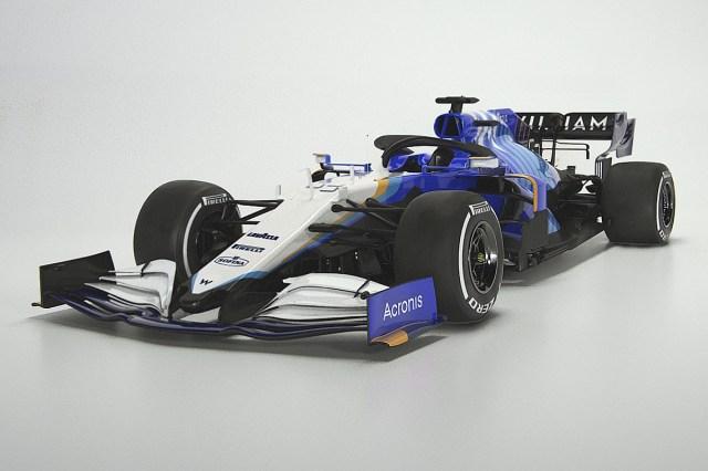 Los detalles del nuevo Williams que invitan al optimismo