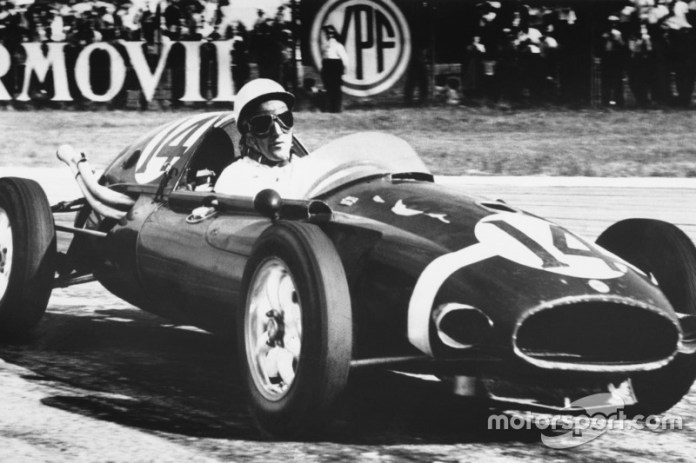 Stirling Moss, Cooper-Climax, GP de Argentina de 1958