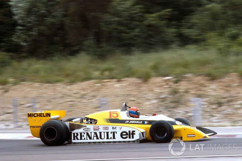 Jean-Pierre Jabouille, Renault RS10