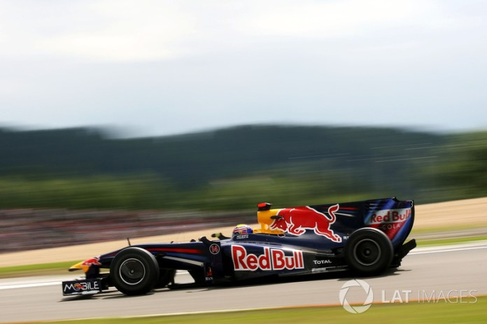 93: Mark Webber, Red Bull Racing RB5