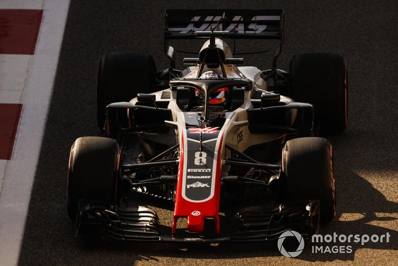 Rich Energy Haas F1 Team  F1 2019 driver and team line-ups romain grosjean haas f1 team  1