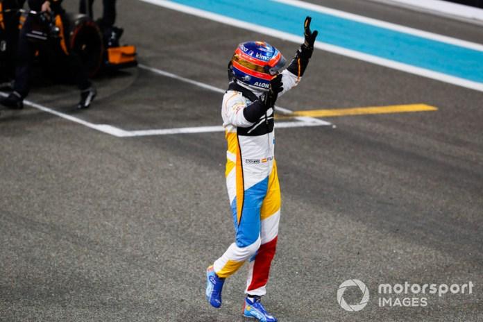 """Fernando Alonso se despidió de la Fórmula 1 con un """"hasta luego"""" en Abu Dabi 2018 tras 311 carreras en la máxima categoría. ¿Regresará en la próxima década?"""