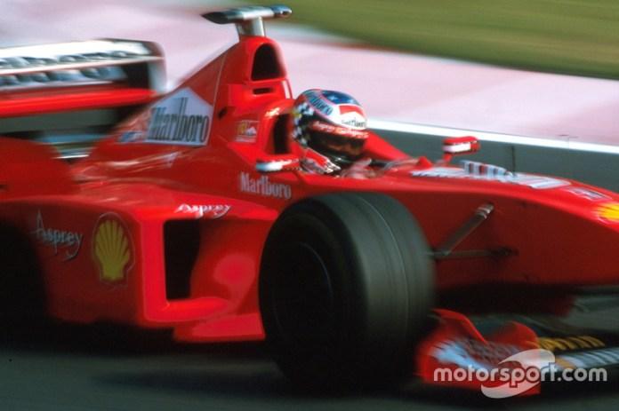 1998: otro título perdido en Suzuka