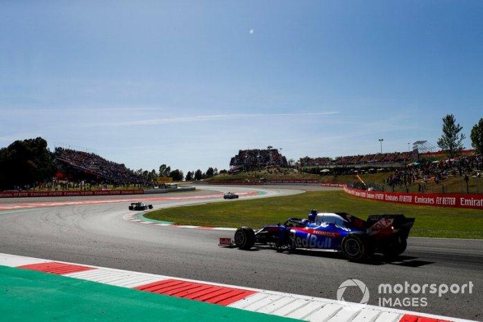 11° en el GP de España