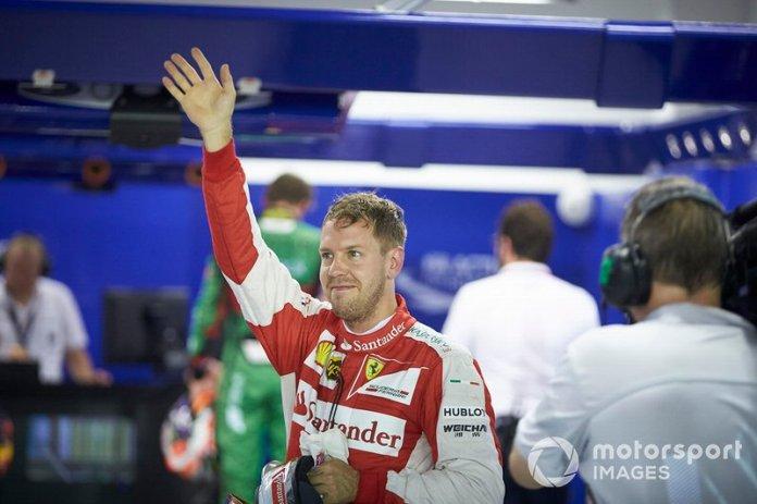 Singapur 2015: primera pole con Ferrari