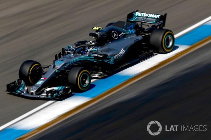 2018: Mercedes AMG F1 W09 Hybrid