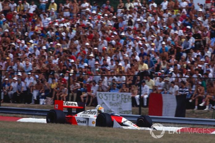 1988 GP de Hungría
