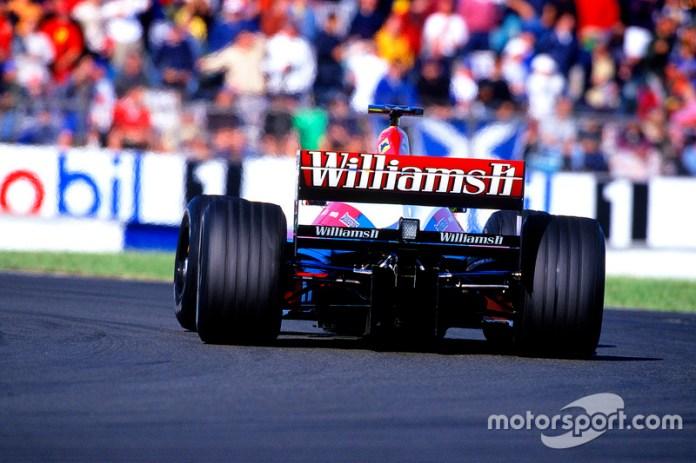 1999 (Ralf Schumacher, Williams-Supertec FW21)