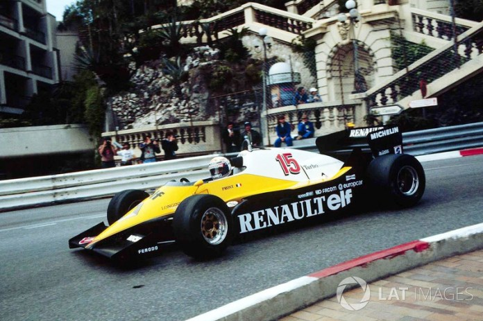 1983: Renault RE40