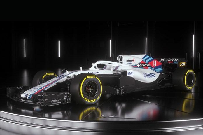 2018 (Lance Stroll, Williams-Mercedes FW41)