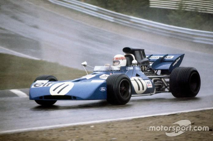 Tyrrell 003 (1971-72)