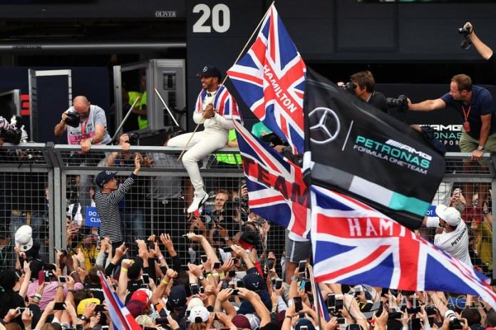 57- Gran Premio de Gran Bretaña 2017, Mercedes