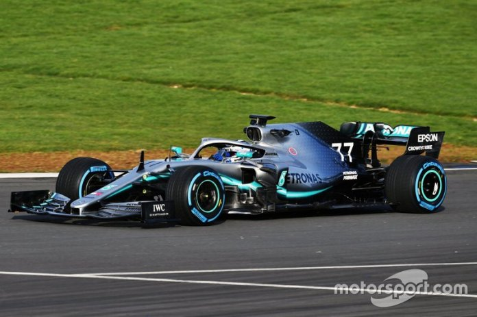 2019: Mercedes-AMG F1 W10