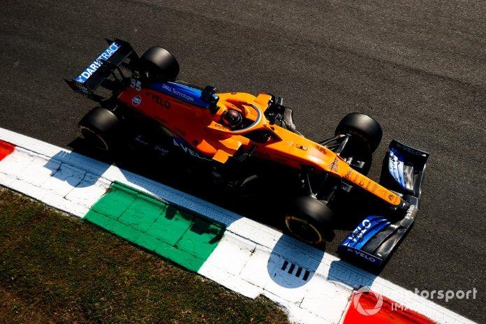 Carlos Sainz, McLaren F1