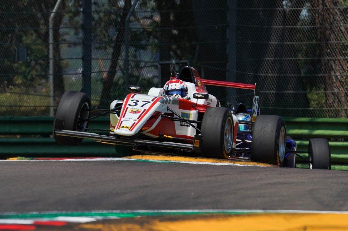 Kacper Sztuka, AS Motorsport