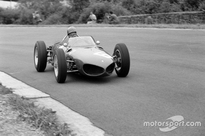 Ferrari 156 - 5 victorias