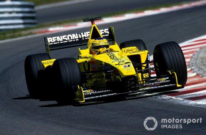 Jordan EJ10 (2000)