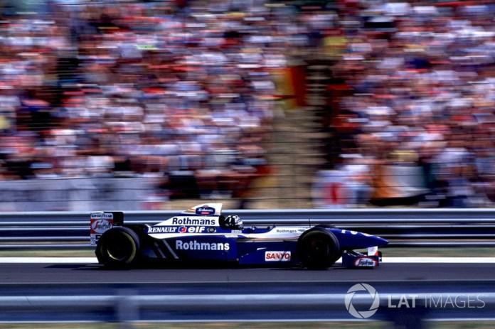 GP de Hungría de 1995