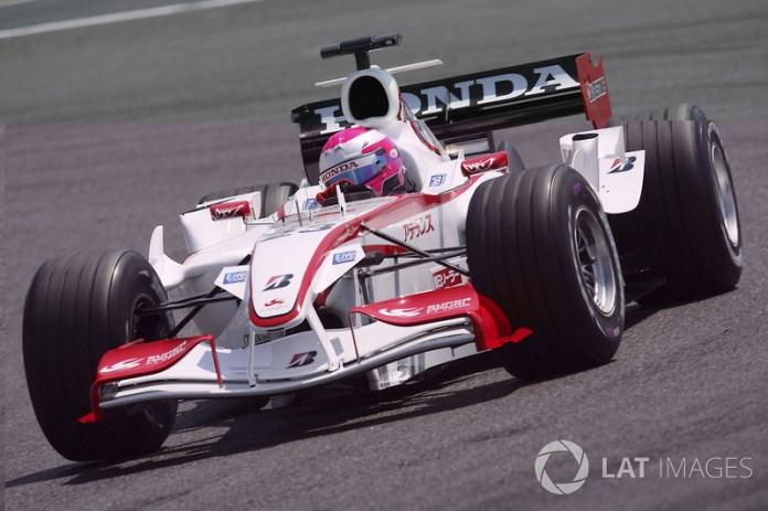 Super Aguri SA05(2006)
