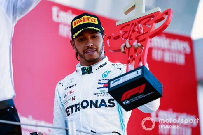 GP de España, Lewis Hamilton, Mercedes