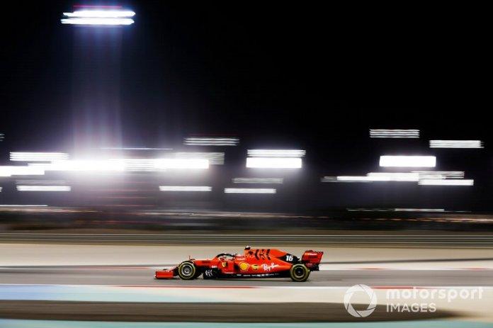 Charles Leclerc, GP de Bahréin