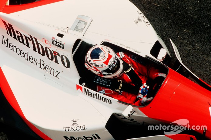 1995: McLaren y su despedida de la Fórmula 1
