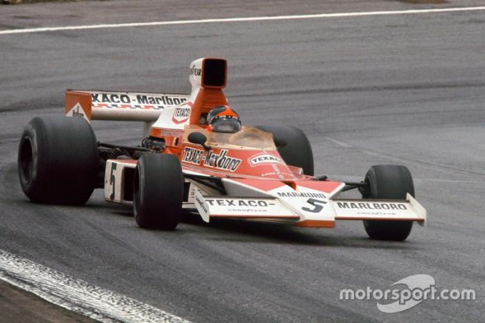 """""""Sólo se siente miedo cuando se pierde el control del auto"""". Emerson Fittipaldi"""