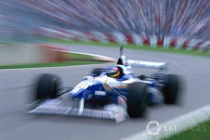 77: Jacques Villeneuve, Williams