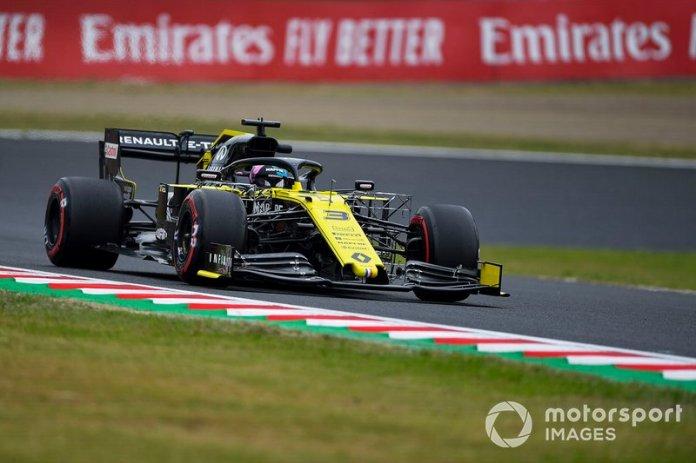 7 - Daniel Ricciardo, Renault F1 Team R.S.19
